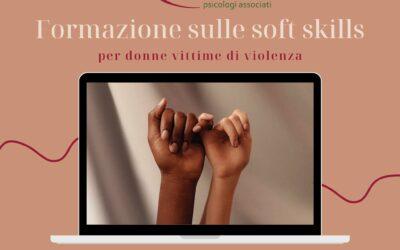 Formazione FAD per donne vittima di violenza: progetto Regionale