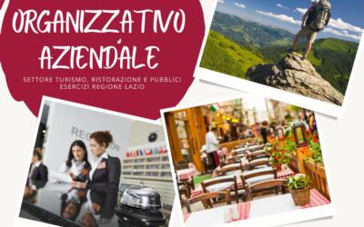 """""""Benessere organizzativo aziendale"""" EBTL – Ente Bilaterale Turismo del Lazio"""